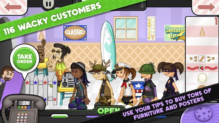 Papa's Scooperia To Go! screenshot-4
