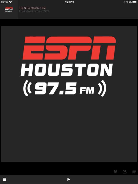 ESPN Houston 97.5 FM-ipad-0