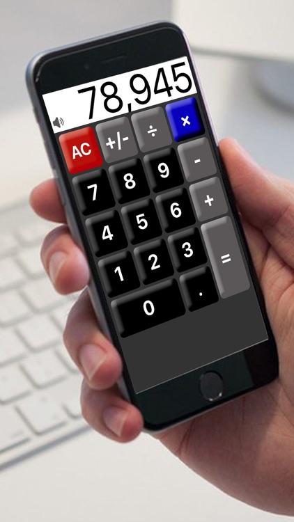 Calculator%. screenshot-4