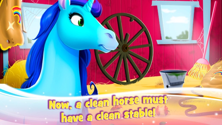 Unicorn & Horse Magic Care Spa