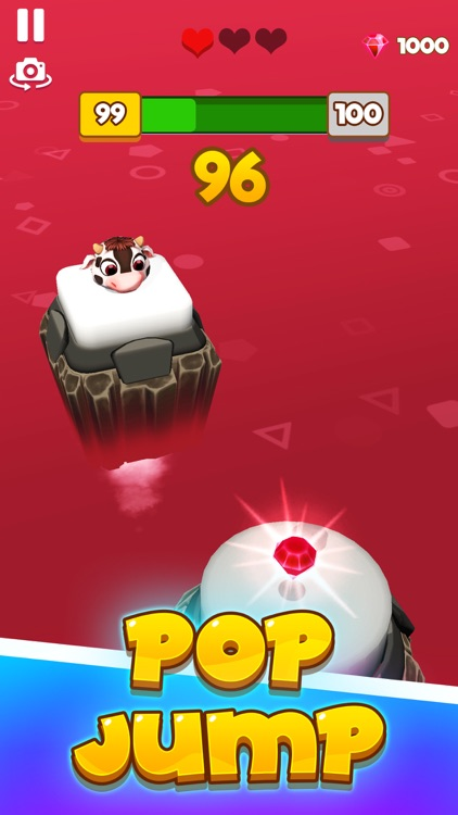 Pop Jump - A Jumping Game screenshot-4