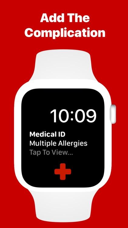 AllergyMe - Allergy Medical ID screenshot-4