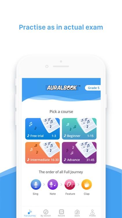 AURALBOOK for ABRSM Grade 1-8