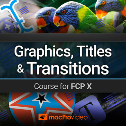 Graphics, Transitions & Titles