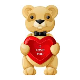 Love - Stickers