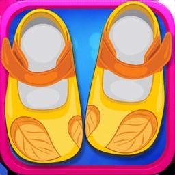 Nursery Rhymes Buckle My Shoe