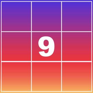 Best Nine App >> Top Nine For Instagram 2018 On The App Store