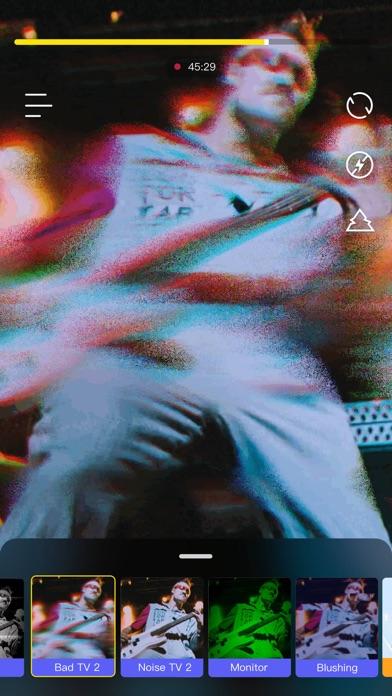 GlitchCam - Video Effects screenshot 4