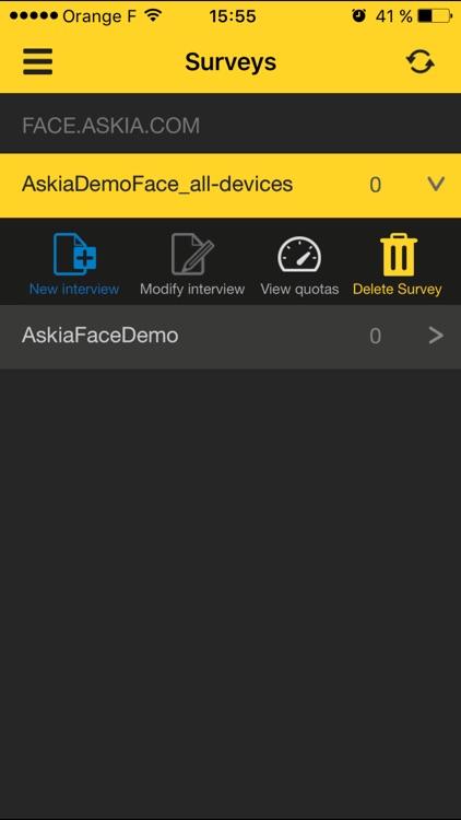 AskiaFace screenshot-3