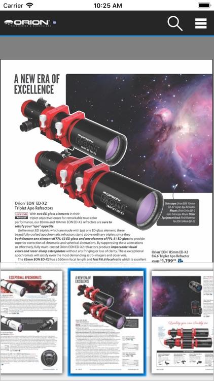 Orion Telescopes & Binoculars screenshot-3