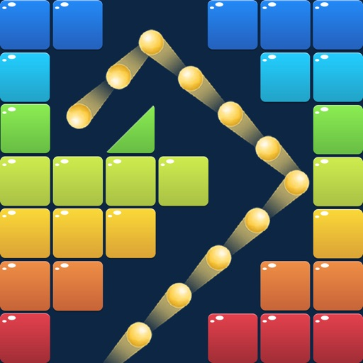 Bricks Ball Crusher free software for iPhone and iPad