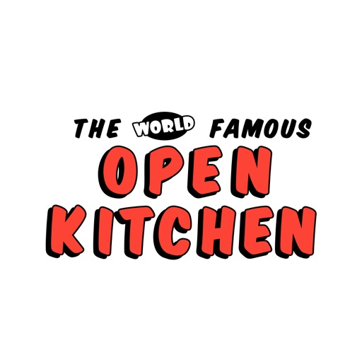 The World Famous Open Kitchen