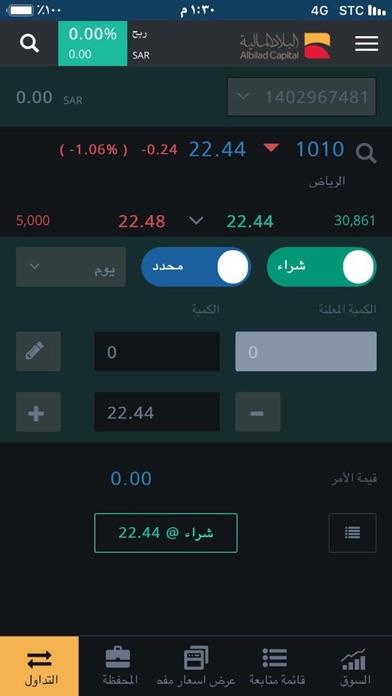 البلاد تداول Albilad Tadawul By Al Bilad Bank More Detailed