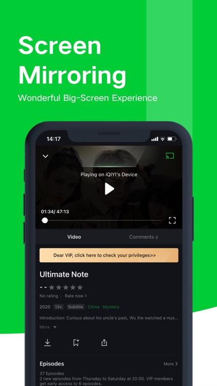 iQIYI Video – Dramas & Movies screenshot-5