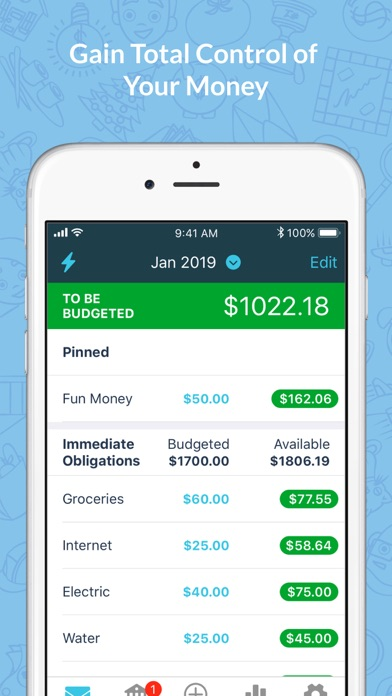 Download YNAB (You Need A Budget) for Pc
