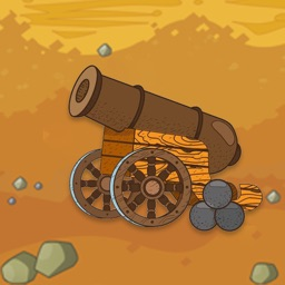 Wilderness Cannon Stickers