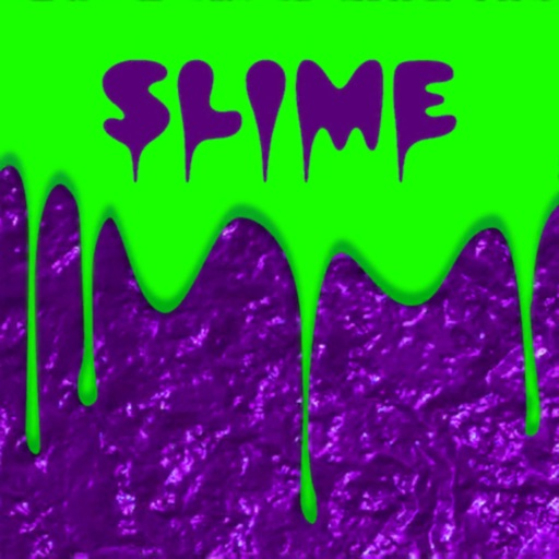 Симулятор вязкой смеси - Slime