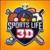 Sports Life 3D:すべて再生アイコン