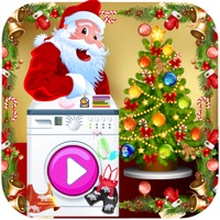 Codes for Santa Clothes Christmas Laundry 2014, Happy New Year 2015 Hack