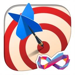 Darts FRVR - Hit the Bullseye