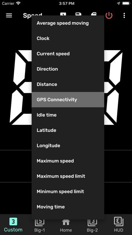 GPS Speedometer and Odometer screenshot-5