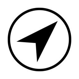 Ícone do app MyTracks.