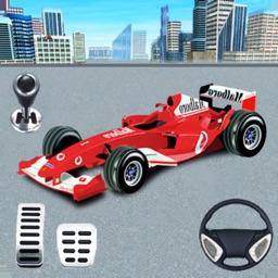 Formula Racing Car Game 2020