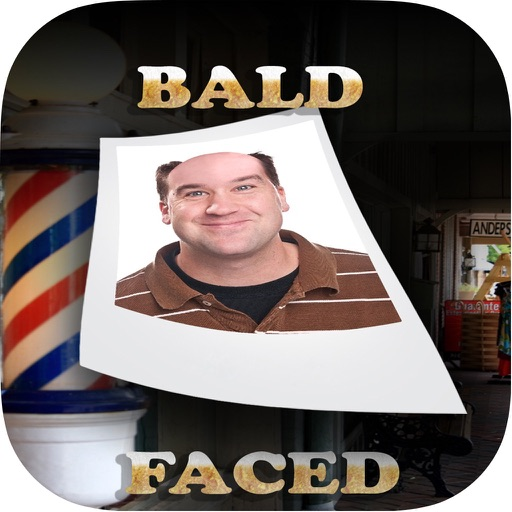 BaldFaced The Bald Head Booth icon