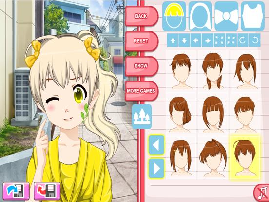 Girls Anime Avatar Creator-ipad-4