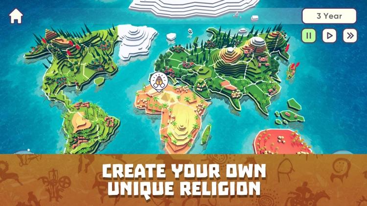 God Simulator. Religion Inc.