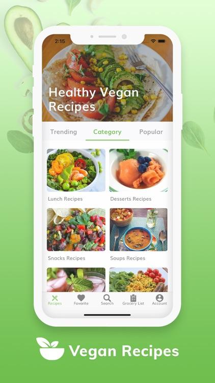 Vegan Recipes - Plant Based