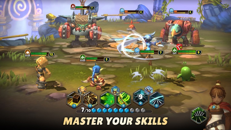 Skylanders™ Ring of Heroes screenshot-3
