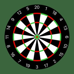 Cricket Darts Chalkboard