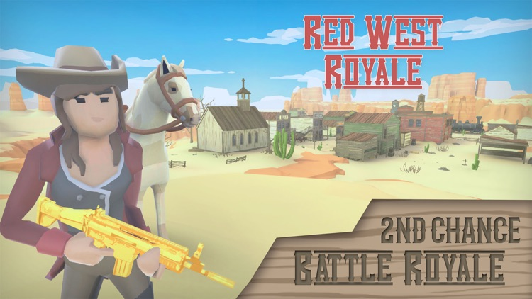 Red West Royale: Practice Edit screenshot-0