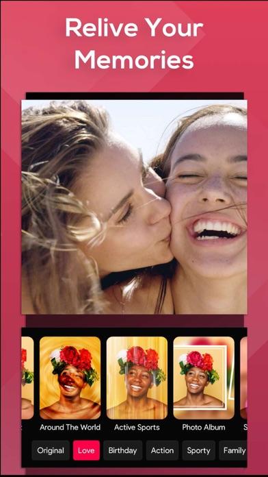 SlideShow Maker Photo to Video Screenshot