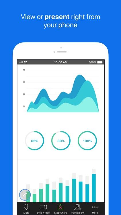 ZOOM Cloud Meetings screenshot-3
