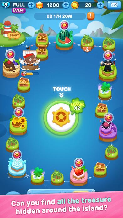 LINE POP2 Screenshot