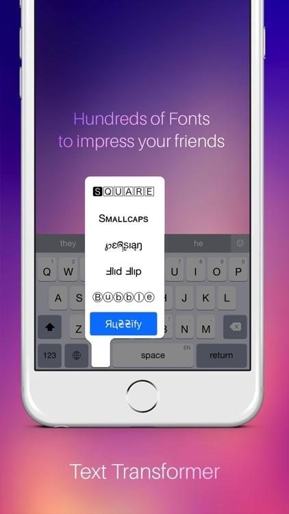 Typiora Keyboard Pro screenshot-6