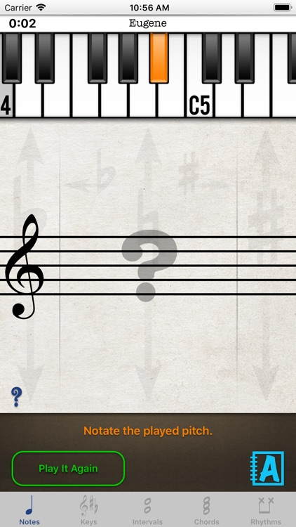 Music Theory Basics - iPhone screenshot-2