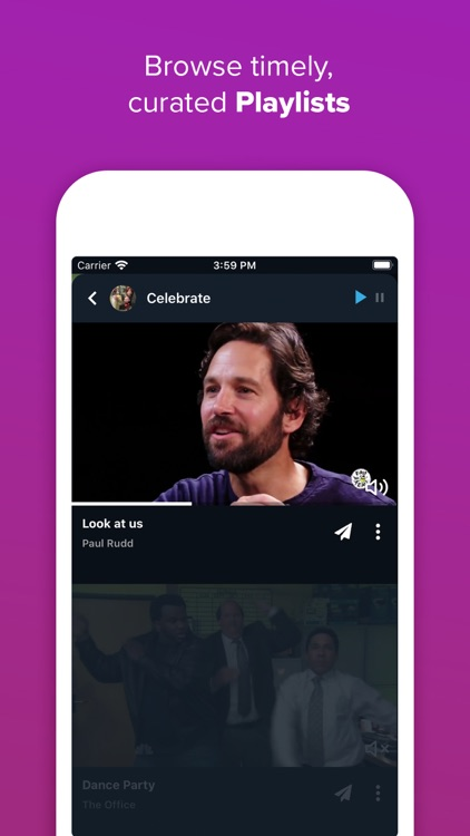 VLIPSY: Video Clip Keyboard screenshot-4