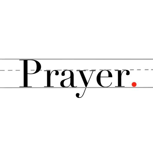 Prayer. A Daily Prayer Journal