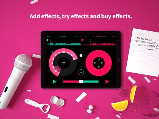 Pacemaker - AI DJ app screenshot
