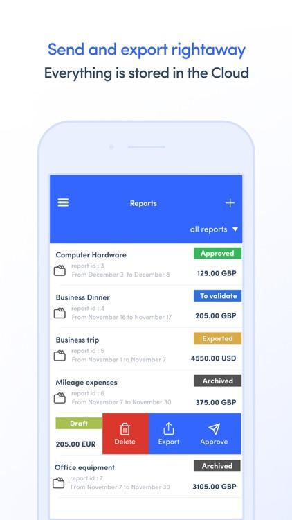 Expensya: Spend Management screenshot-5