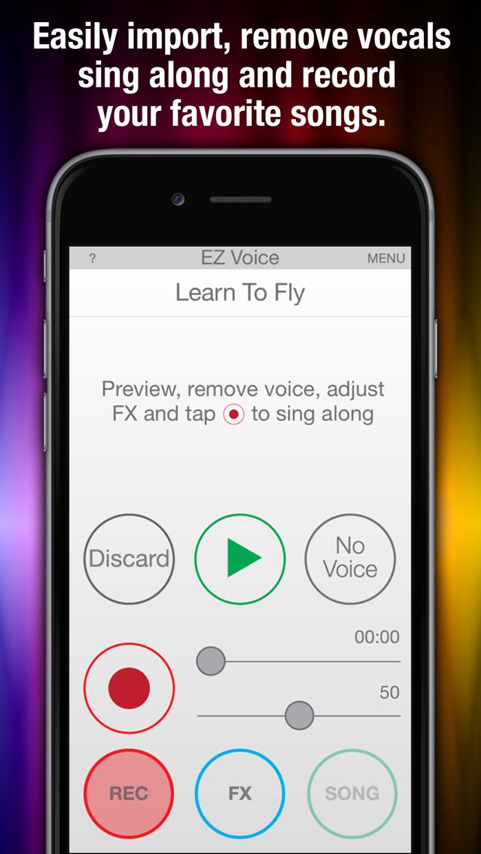 EZ Voice Screenshot