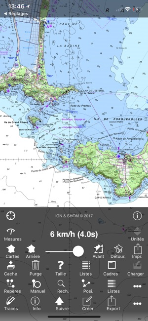 Iphignie maps of france on the app store iphignie maps of france on the app store gumiabroncs Choice Image