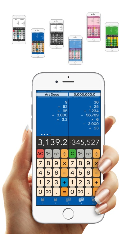 Calculator + - Twin Plus App # screenshot-9