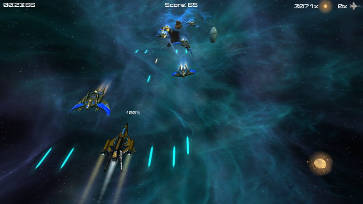 Horizon Space Shooter screenshot-5