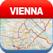 ウィーンオフライン地図 - シティメトロエアポート
