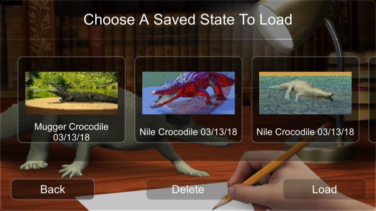 Crocodile Mannequin screenshot-9