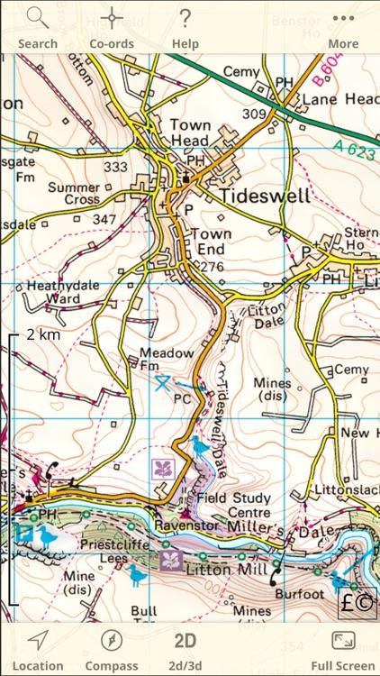 UK Map screenshot-0